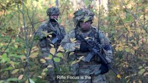 Rifle Focus: Battle Group Poland's capstone force-on-force maneuver exercise