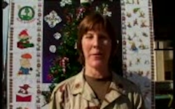Maj. Marianne Sener
