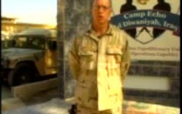 Lt. Col. John Loefstedt