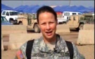 Capt. Amy Jackson