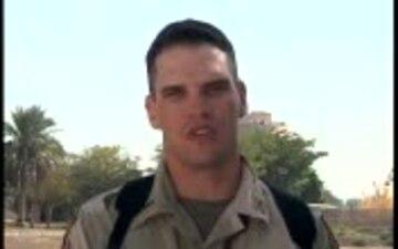 1st Lt. Mark Johnstone