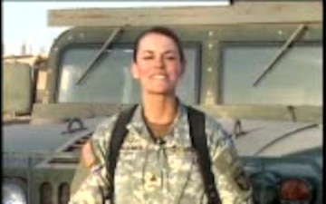 Sgt. Joy Kroemer