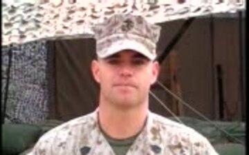 Gunnery Sgt. William Petrock