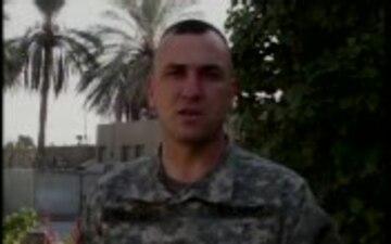 Lt. Col. David Strickland