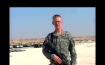 Spc. Garrett Stroup