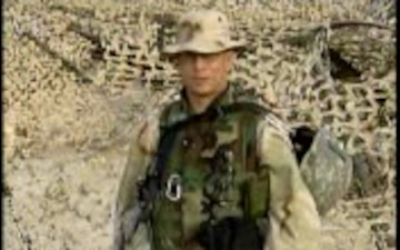 Staff Sgt. Sean Carrier