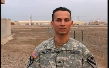 Sgt. Danny Wagner