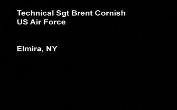 Tech. Sgt. Brent Cornish