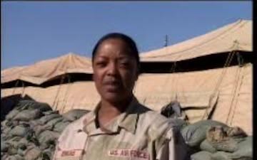 Senior Master Sgt. Phyllis Jenkins