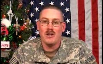 Sgt. BRYON CASSAVOY