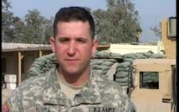 Pvt. Jason Ferris