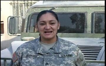 Sgt. Benita Estrada