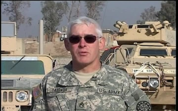 Staff Sgt. Mark Taboada