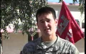 Sgt. Joshua Sparks