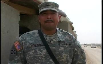 Sgt. Carlos Camacho
