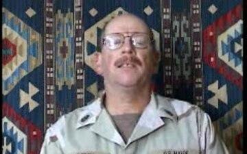 Senior Chief Petty Officer Douglas Beech