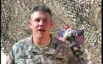 Maj. Jonathan Holland