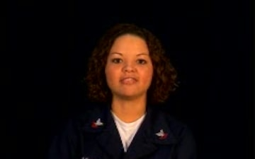Petty Officer 2nd Class Tammy Barger