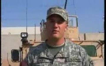 Pvt. Travis Glaspy