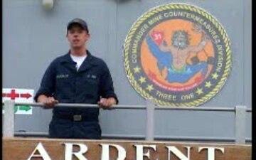 Seaman Paul Reulbach