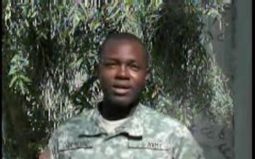 Sgt. JAMES SAINT-HILAIRE