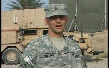 Staff Sgt. Arden Collier