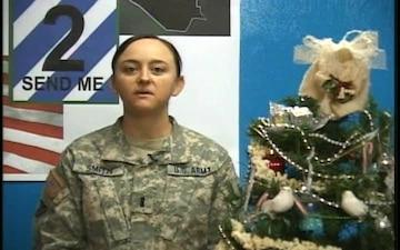 1st Lt. Kalen Smith