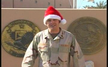 Petty Officer 2nd Class Seth Clarke