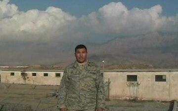 Senior Airman Juan Ortiz