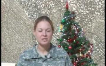 1st Lt. Christina Huddleston