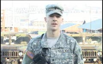Spc. Christopher Jones