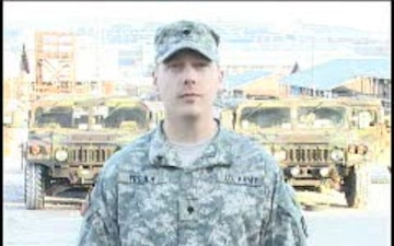 Spc. Christopher Froula