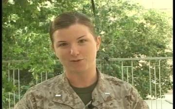 1st Lt. Hutsell Amy