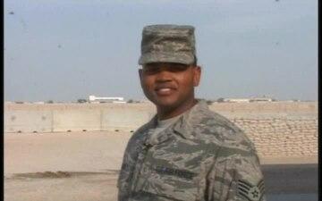 Staff Sgt. Derrell Williams