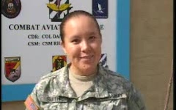 Pfc. Monica Smith