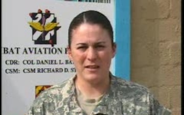 Spc. Karen O'Donohu