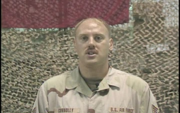 Tech. Sgt. Shawn Connolly
