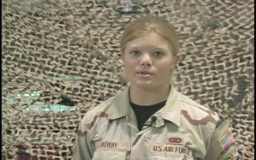 Airman 1st Class Heather VanEvery