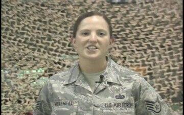 Staff Sgt. Kelli Whitehead