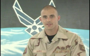 Tech. Sgt. Christopher Harry
