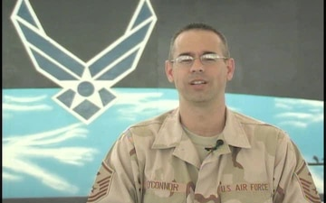 Master Sgt. Jerry O'Connor