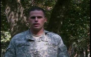 Sgt. 1st Class Robert Rosell
