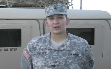Sgt. Cherie Thedford