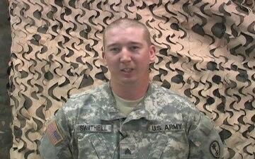 Sgt. Jeremiah Swathell