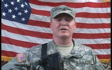 Sgt. Aaron Thompson