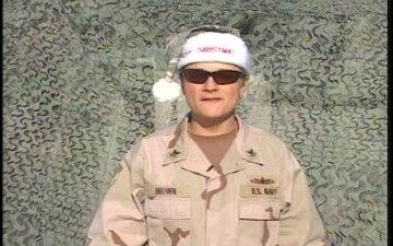 Petty Officer 2nd Class Jennifer Brown