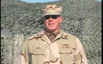 Lt.Cmdr. Stephen Smith