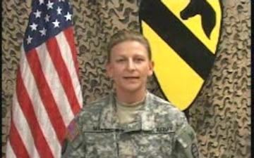 Sgt. Maria Witt