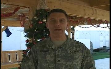 Col. Michael Pfenning