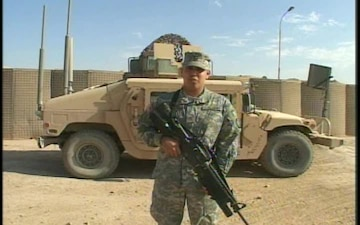 Pfc. Mark Anciso